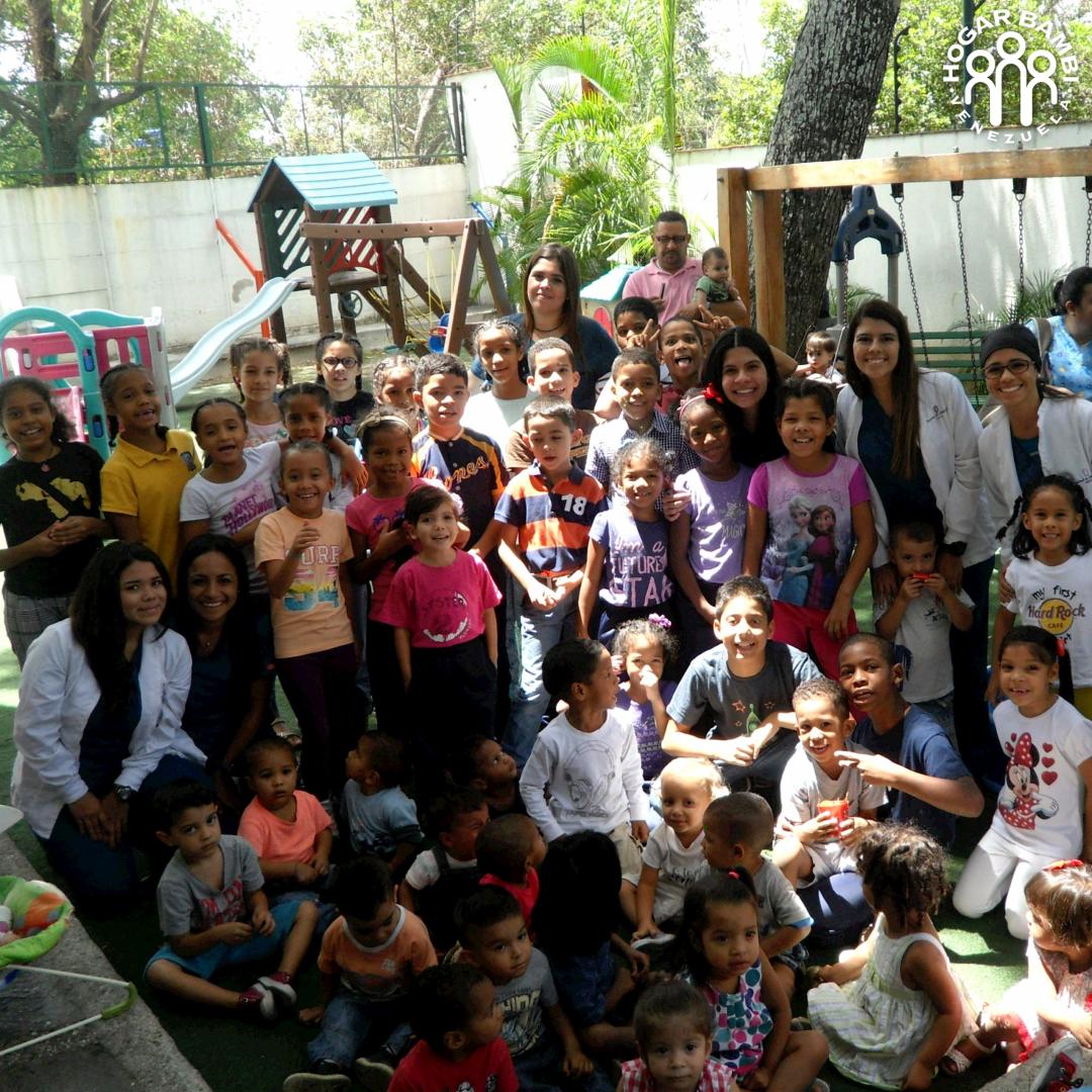 Fundación Sonrío por tí realizó una jornada de despistaje odontológico a 80 de nuestros niños, niñas y adolescentes
