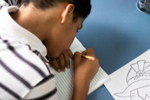61 de nuestros niños, niñas y adolescentes iniciaron nuevo año escolar